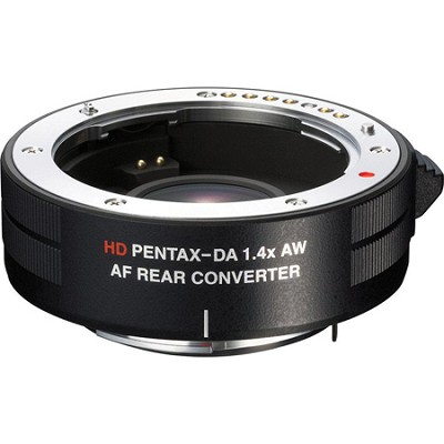 1.4x HD PENTAX-DA AF Rear Converter AW for K-Mount Lenses by Ricoh