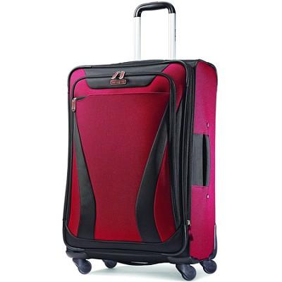 Aspire Gr8 25` Exp. Spinner Suitcase - Crimson Red