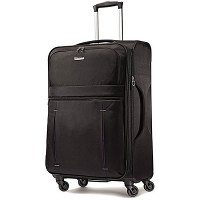 Savor Spinner 25 Exp. Suitcase - Licorice
