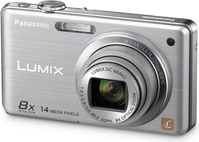 DMC-FH20S LUMIX 14.1 Megapixel Digital Camera (Silver)