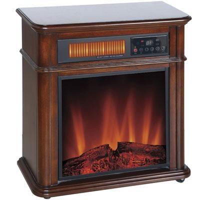 Comfort Glow Devonshire Quartz Fireplace with Remote - QF4714R