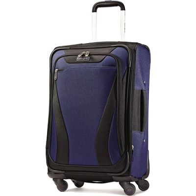 Aspire Gr8 21 Exp. Spinner Suitcase - Midnight Blue