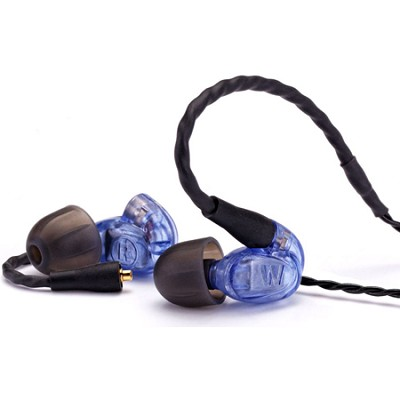 UM Pro 10 High Performance In-ear Headphone (Blue) - 78551