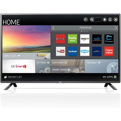 55LF6100 - 55-inch 120Hz Full HD 1080p Smart LED HDTV - OPEN BOX