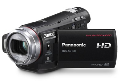 HDC-SD100K High Definition Camcorder