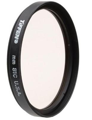 72mm 81C Filter