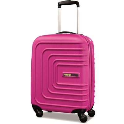 20` Sunset Cruise Hardside Spinner Luggage, Pink Berry