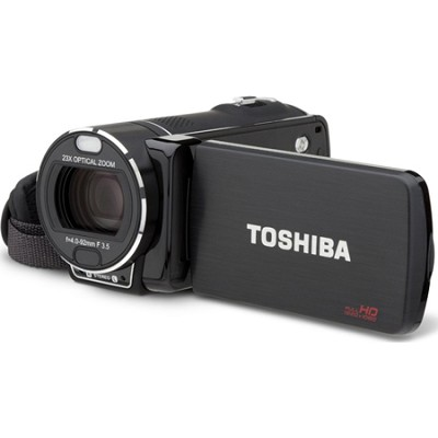 CAMILEO X400 Digital Camcorder, Black - OPEN BOX