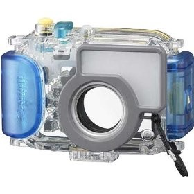 Waterproof Case WP-DC23 for SD770 IS.