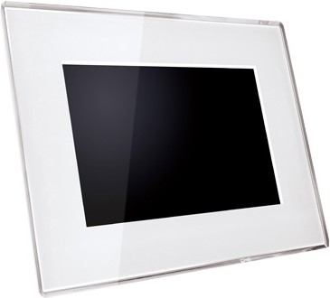 DMF82XWU 8.0 inch Digital Media Frame (White)