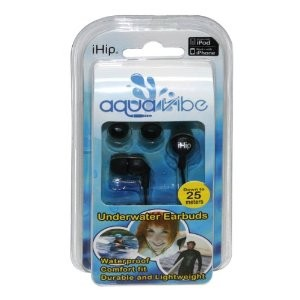 AquaVibe Underwater Earbuds Durable and Lightweight Down to 25 Meters