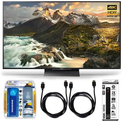 XBR-65Z9D - 65-inch 4K Ultra HD LED TV w/ Essential Accessory Bundle