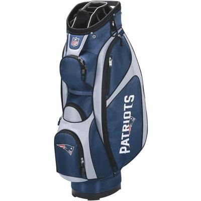 NFL Cart Bag New England Pats