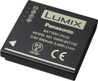 DMW-BCF10 Battery for Panasonic Digital Cameras