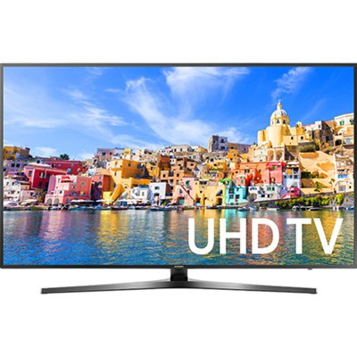 UN43KU7000 - 43` Class KU7000 7-Series 4K Ultra HD Smart LED TV - OPEN BOX