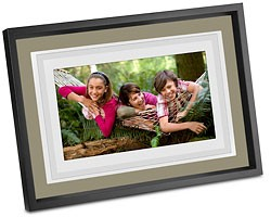 EasyShare W1020 10` Wireless Digital Picture Frame with Home Decor Kit