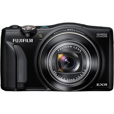 FinePix F750EXR 16MP EXR CMOS Digital Camera (Black)