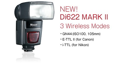 Speedlite Di 622 Mark II for Nikon