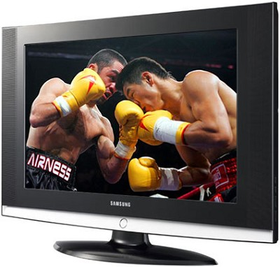 LN-S3241D 32` High Definition LCD TV w/ 2 HDMI inputs
