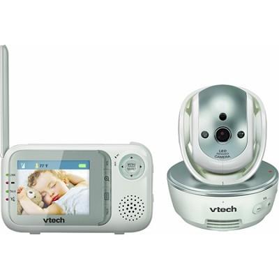 Safe & Sound Pan & Tilt Full Color Video Baby Monitor - VM333