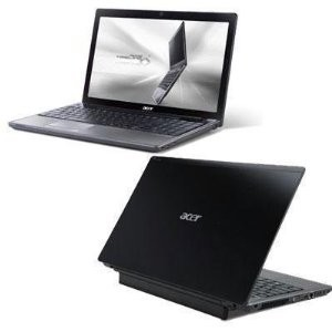 AS5820T-6825 15.6-Inch Ci5480M Notebook Computer - BlackBrushed-Aluminum Chassis