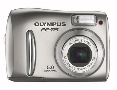 FE-115 Digital Camera
