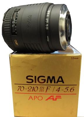70-210mm f4-5.6 APO AF for Minolta AF