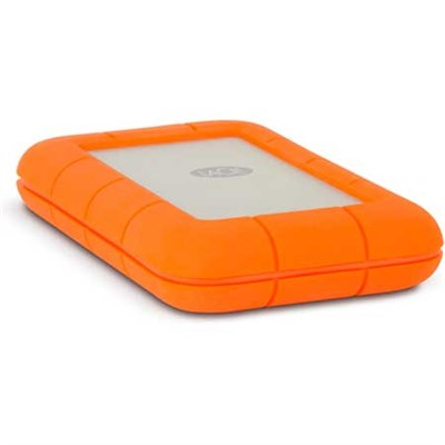Rugged Thunderbolt Mobile Hard Drive w/Thunderbolt Cable 250GB SSD - OPEN BOX