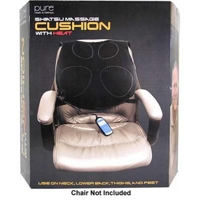 Shiatsu Massage Cushion with Heat