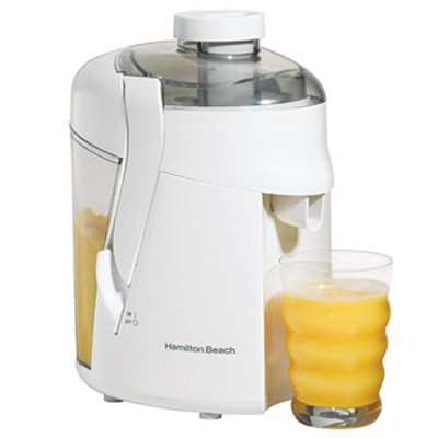 67800 Health Smart Juice Extractor 350W - White - OPEN BOX