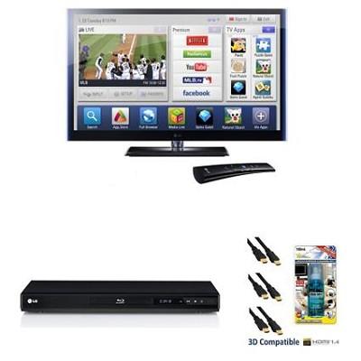 42LV5500 - 42` 120hz 1080 WiFi Ready LED Smart TV w/ Magic Remote - Bundle