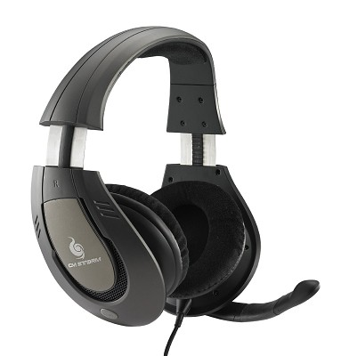 Storm Sonuz - Gaming Headset with Volume Control and Microphone On/Off Switch