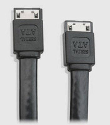 SATA 1.5Gbps External Cable 3ft. (1m) - G2LeS03W6