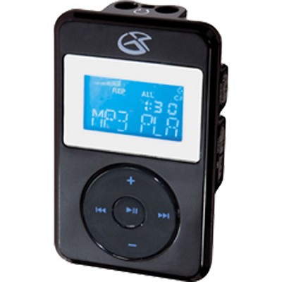 MW3847 - 2 GB Digital Audio Player (Black)