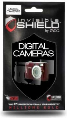 InvisibleSHIELD for Canon EOS 5D Mark II