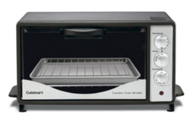 Classic Toaster Oven Broiler - TOB-30BW-OPEN BOX