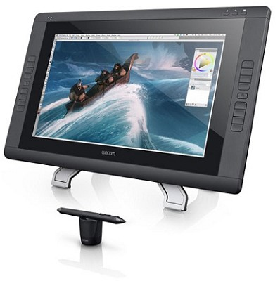 Cintiq 22HD Touch Pen Display