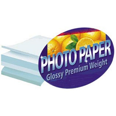 4x6 Premium Glossy Photo Paper 25 Pack