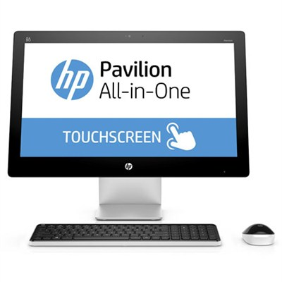 Pavilion 23-q120 23` Intel Core i3-4170T Touchscreen All-in-One Desktop