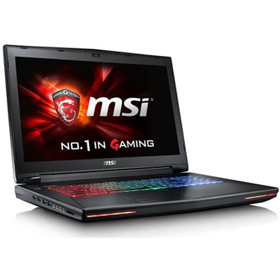 GT72S DOMINATOR PRO 4K-059 Intel Core i7-6820HK 17.3` Gaming Notebook Laptop
