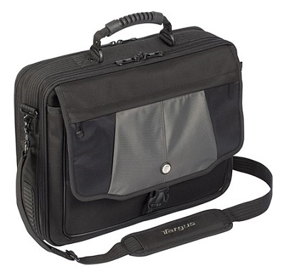 Blacktop 17` Deluxe Laptop Case w/Dome Protection