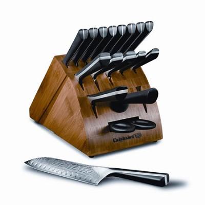 Katana Series 18-pc. Knife Block Set - 1757990
