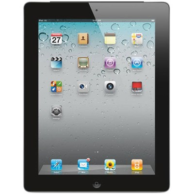 iPad 2 16GB with Wi-Fi - Black (MC769LL/A) Refurbished