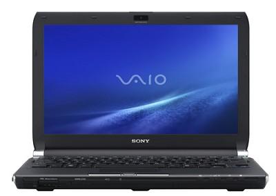 VAIO VGNTT150N/B 11.1 PC Notebook