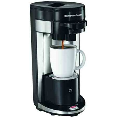 FlexBrew Single Serve Coffeemaker - Black - 49995R