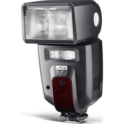 58 AF-2 Digital Pentax. P-TTL Flash Mode