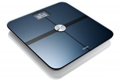 Wifi Body Scale (Black) - OPEN BOX