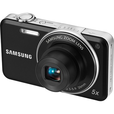 ST95 Compact 16.1 MP Black Digital Camera
