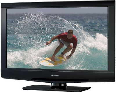 LC32SB27UT - AQUOS 32` High-definition LCD TV