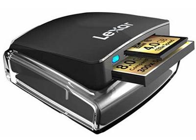 RW035-001 UDMA CF/SD Professional Series USB Reader